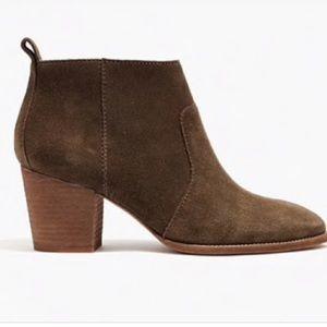 NIB NEW Madewell Brenner Boots